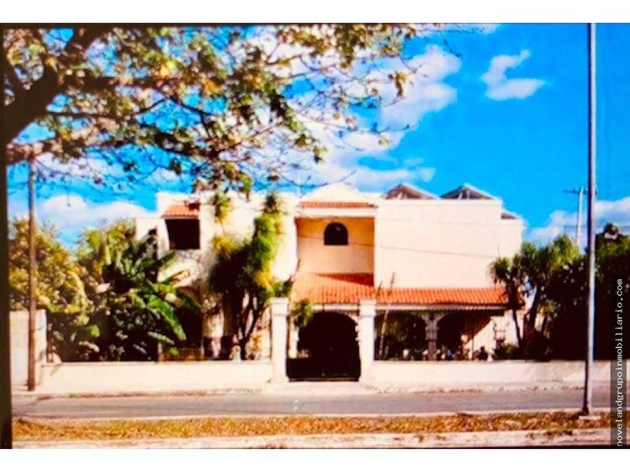 residencia en la colonia mexico