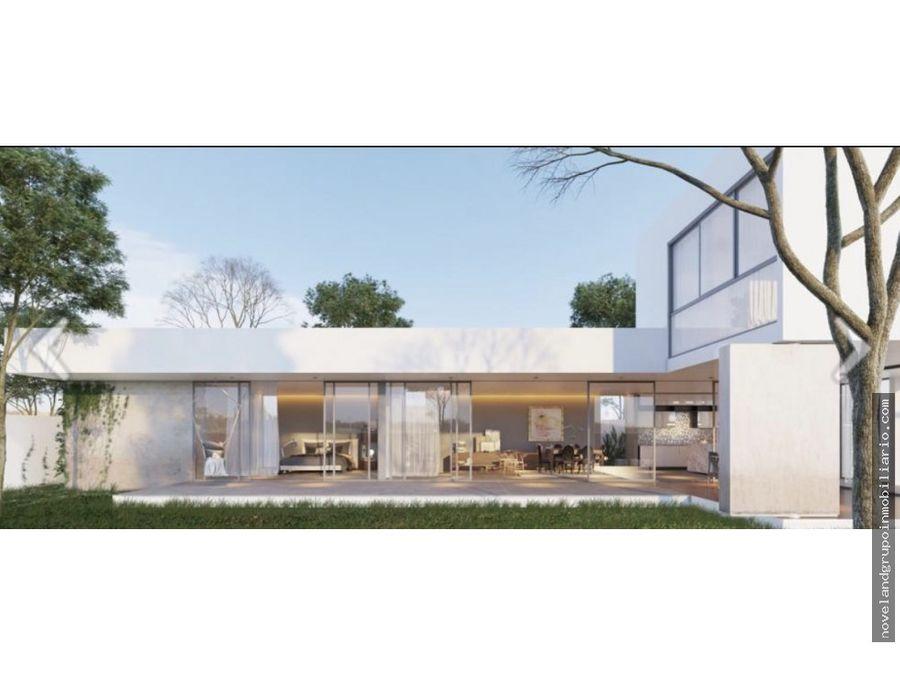 casa en venta privada chaactun
