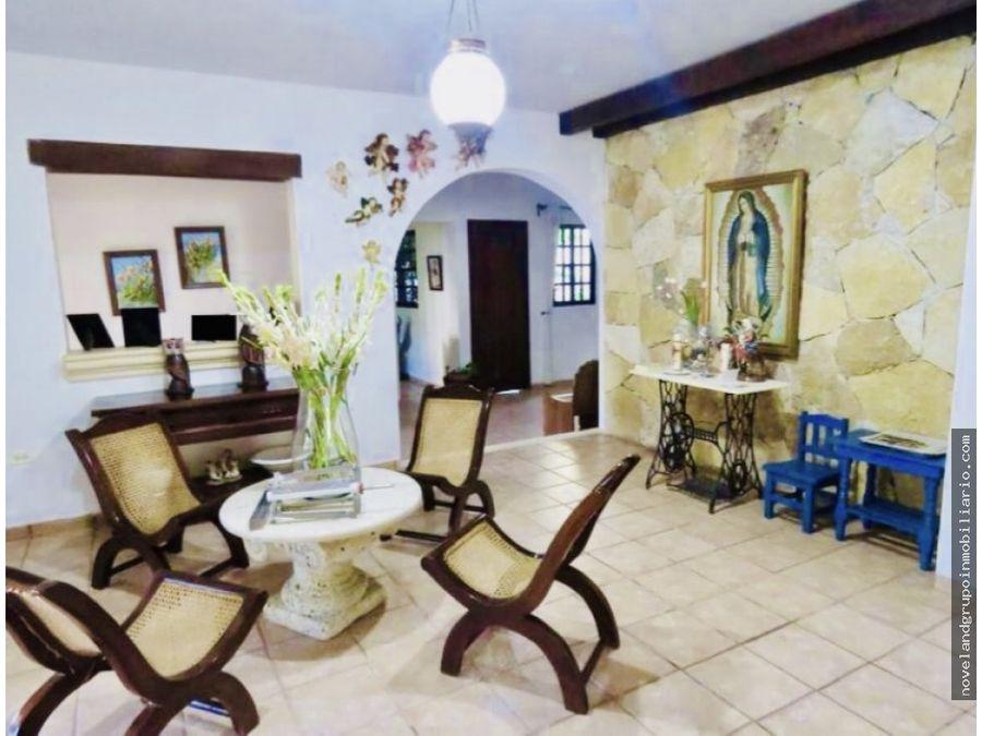 residencia en venta benito juarez norte