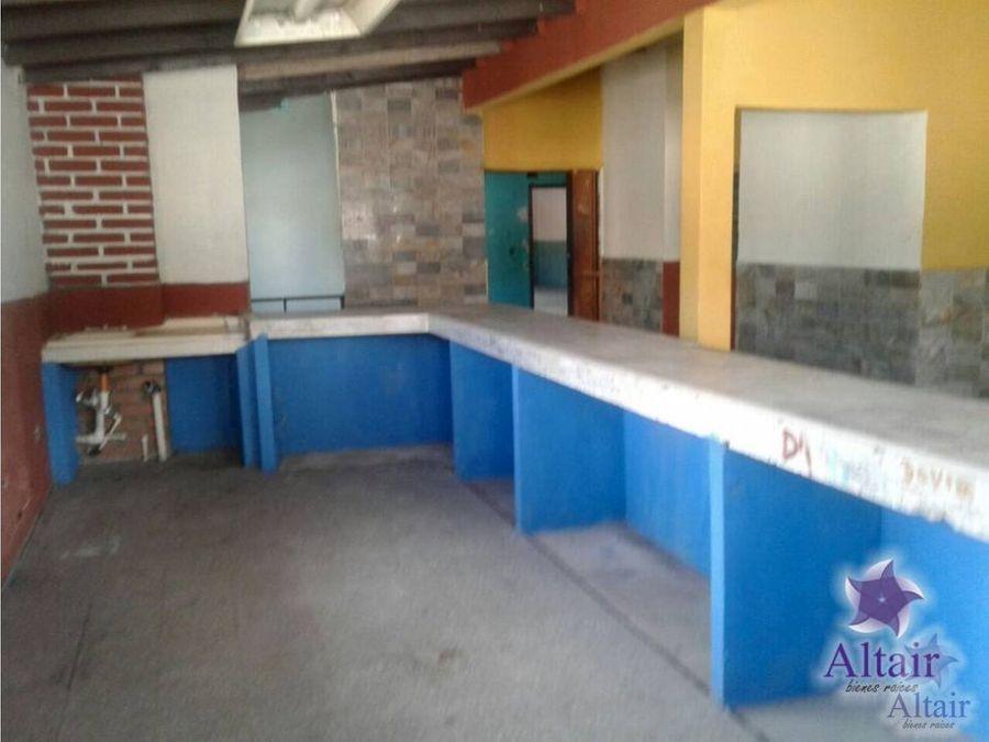 se vende edificio en el centro de tegucigalpa