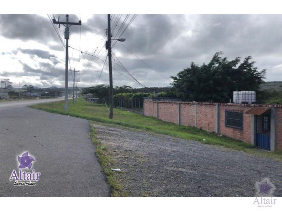 se vende terreno en valle de amarateca