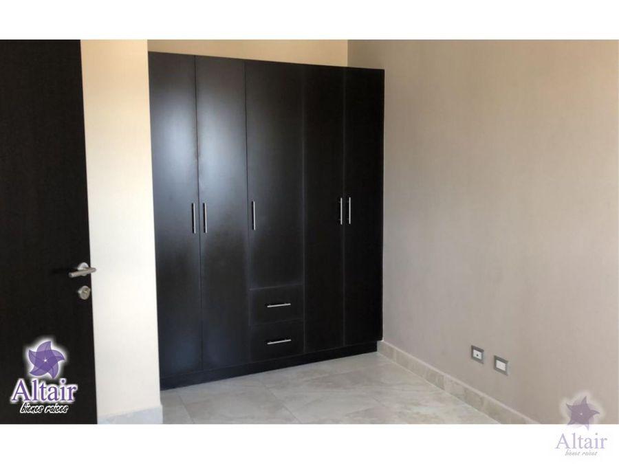 se renta apartamento de 2 hab en urbana lara