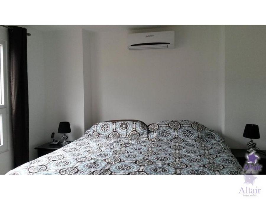 renta de apartamento amueblado en colonia lara