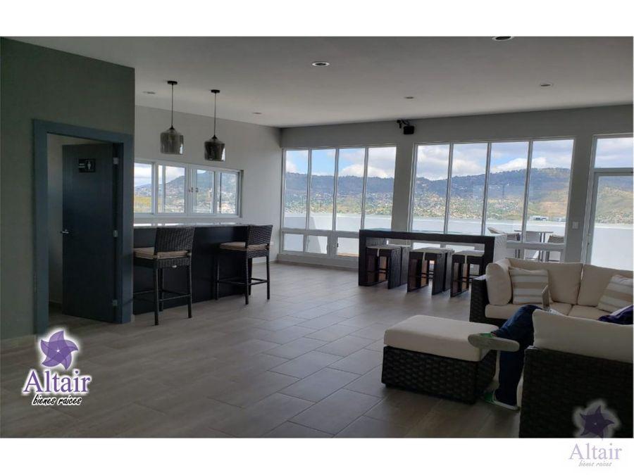 se vende apartamento nuevo lomas del mayab