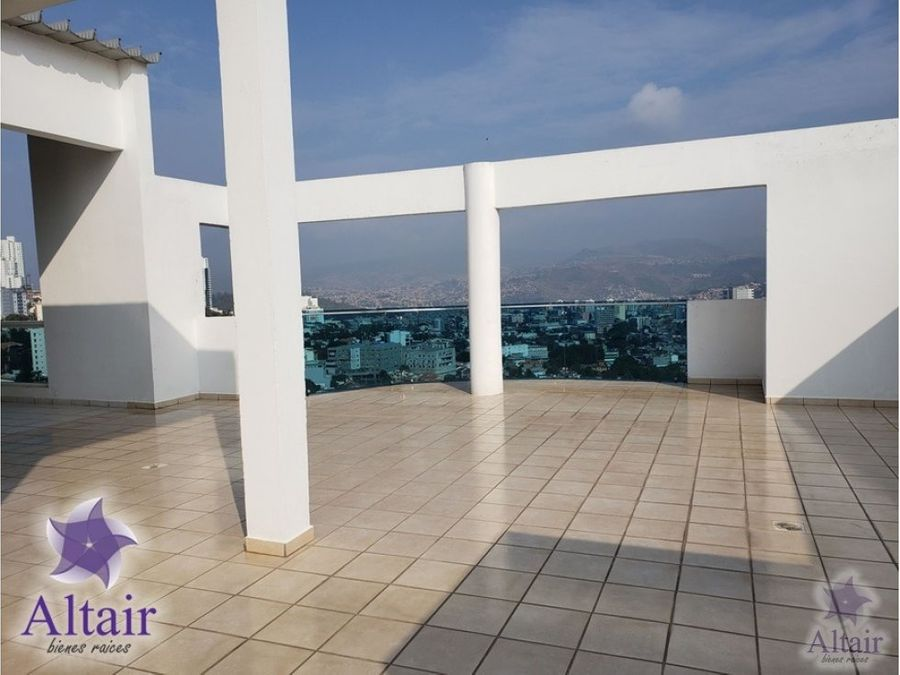 penthouse en venta residencial la cumbre