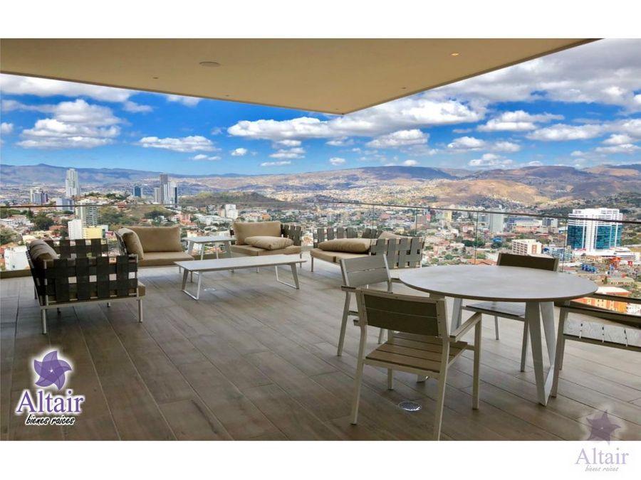 se venden apartamentos en torre aria en la cumbre