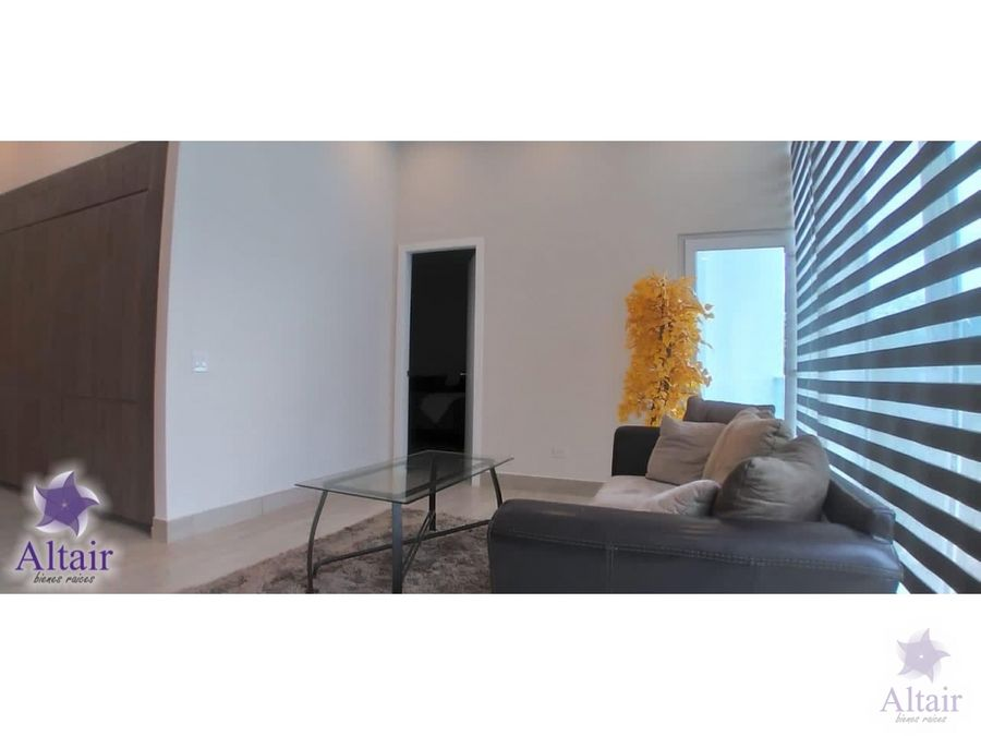 se renta apartamento en torre panorama sps