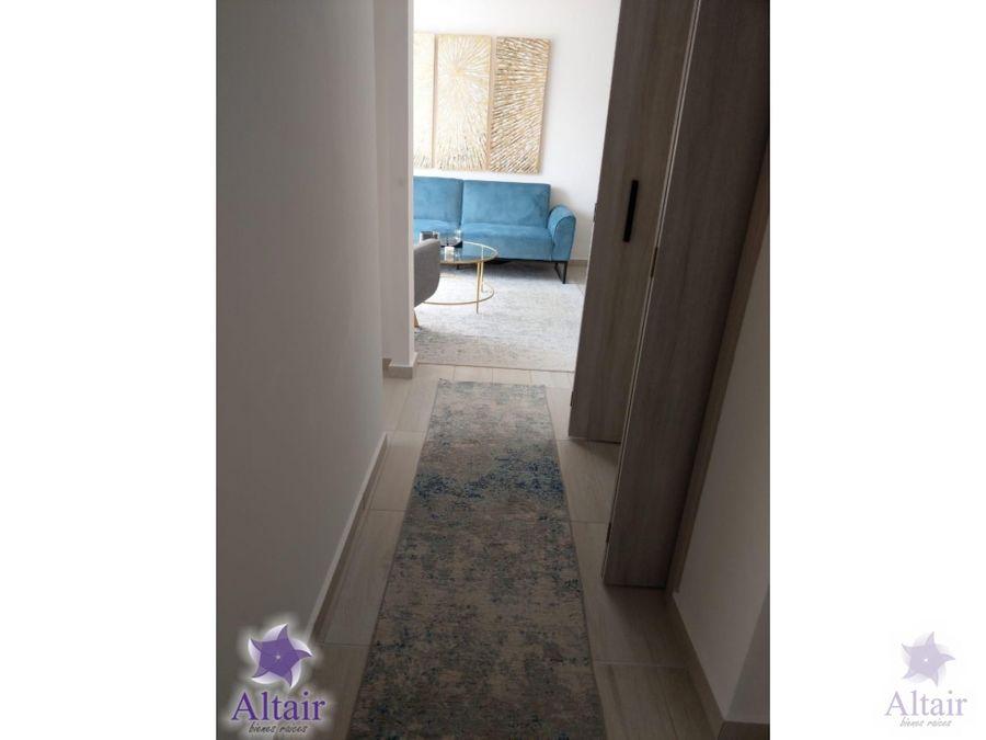 se alquila apartamento nuevo en san ignacio