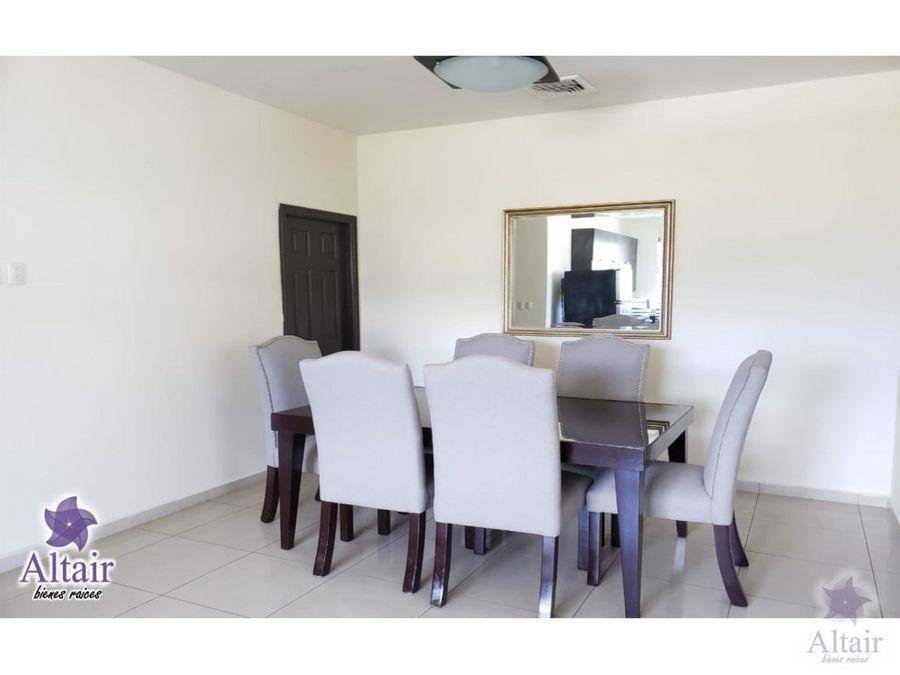 se alquila apartamento de dos habitaciones palmira