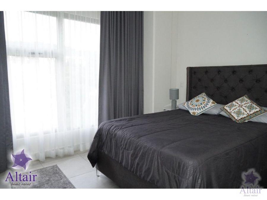 se alquila apartamento amueblado de 1 habitacion