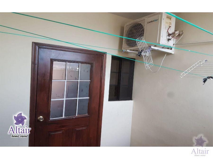 se renta apartamento en el trapiche