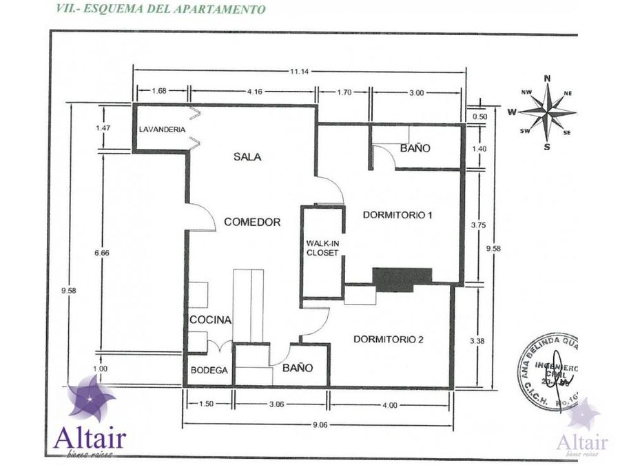 se vende apartamento en centro morazan