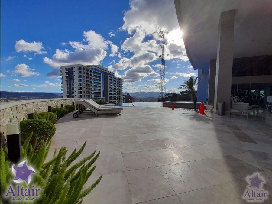 se vende o renta apartamento en torre sky