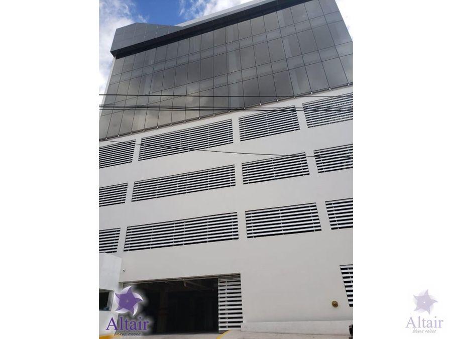 se vende o alquila nueva torre de oficinas blp