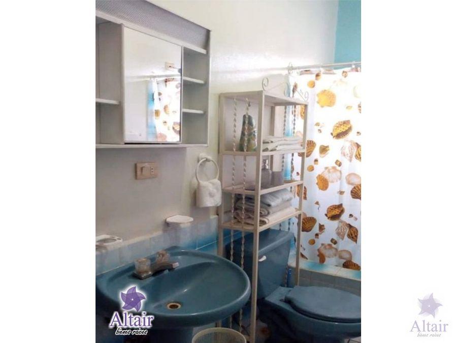 se rentan apartamentos amueblados en la ruben dario