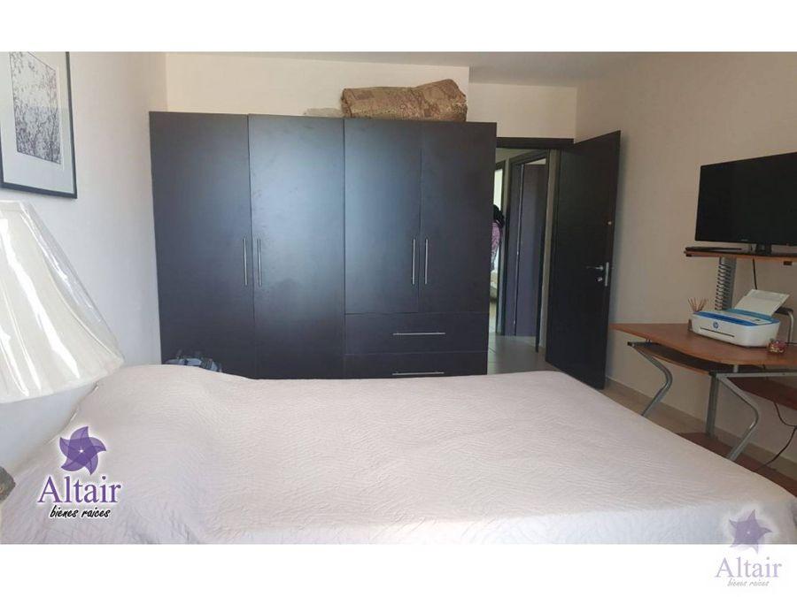 se alquila apartamento 100 amueblado en atenea