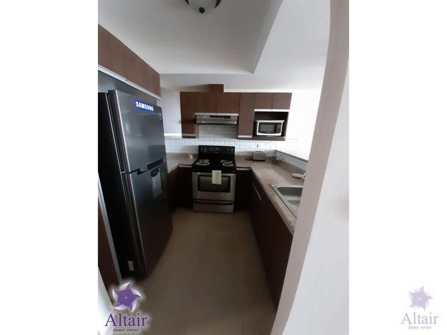 se renta apartamento amueblado de 2 habitaciones