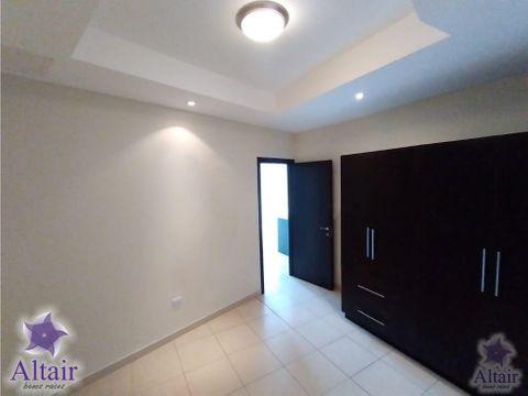 se renta apartamento de 2 habitaciones en torre atenea