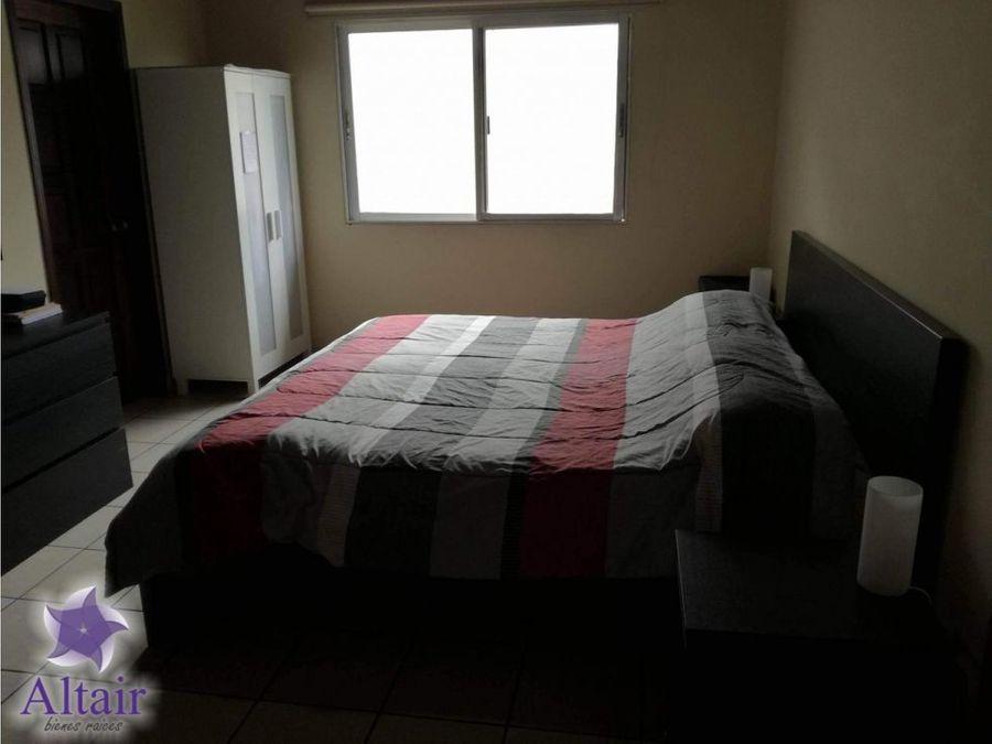 se renta apartamento amueblado en coltepeyac