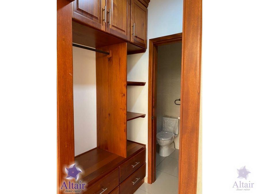 se vende o se alquila apartamento nuevo en altos de miramontes