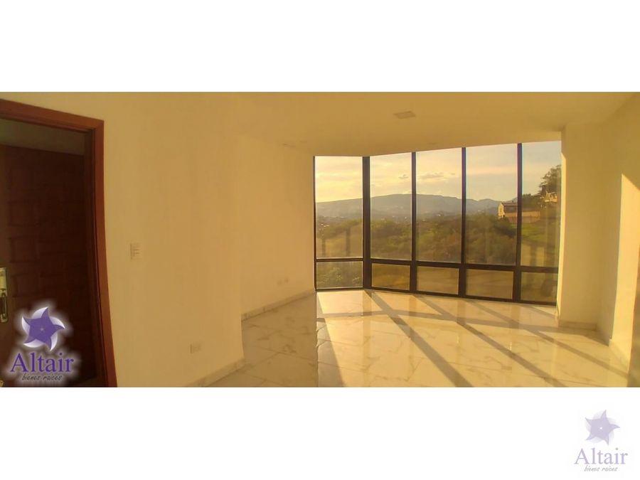 se vende renta apartamento de 3 habitaciones en altos de miramontes