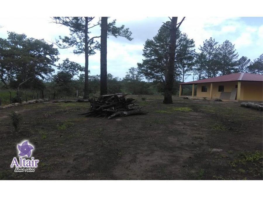 se vende casa de campo en guayavias