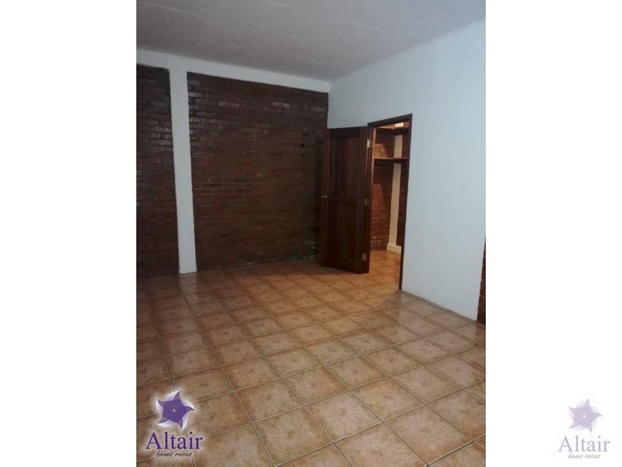 se rentan apartamentos en colonia modelo de 1 y 2 habitaciones