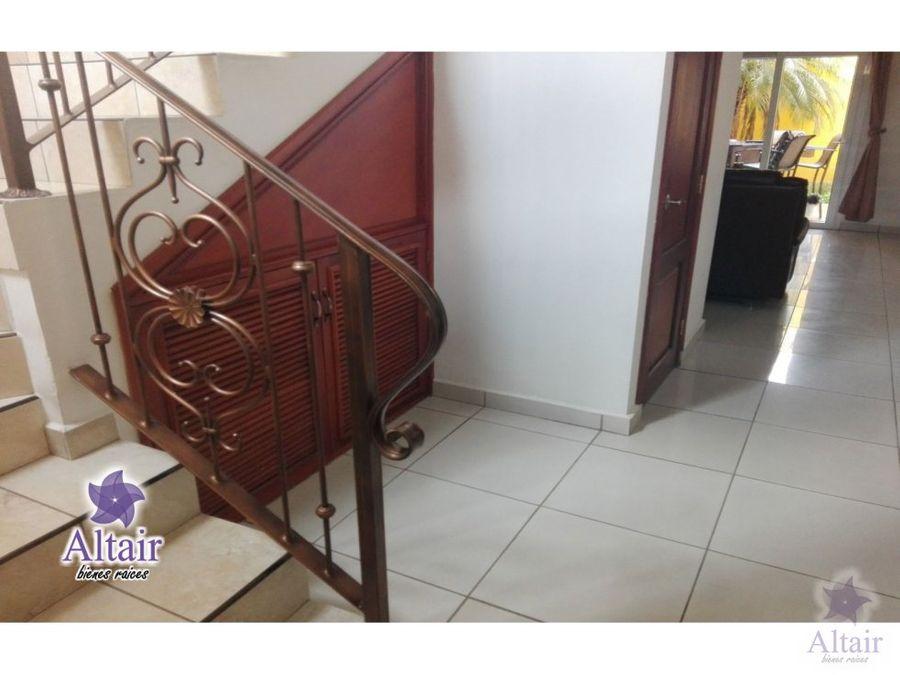 se vende casa en san ignacio 230000