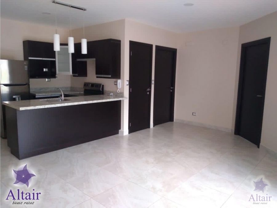 se alquila apartamento de 2 habitaciones en urbana lara