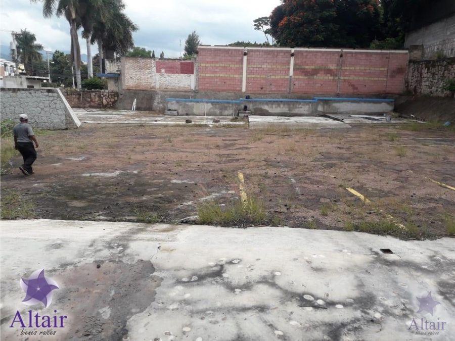 se vende terreno en palmira