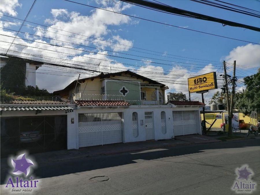 se vende casa en residencial tres caminos