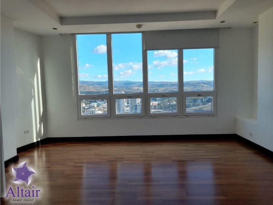 se vende o se alquila apartamento en el sky