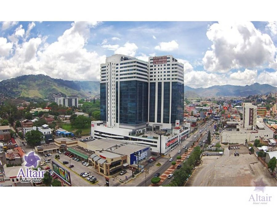 apartamentos disponibles en renta centro morazan