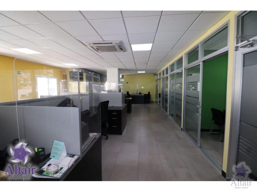se alquilan oficinas en centro corporativo los proceres