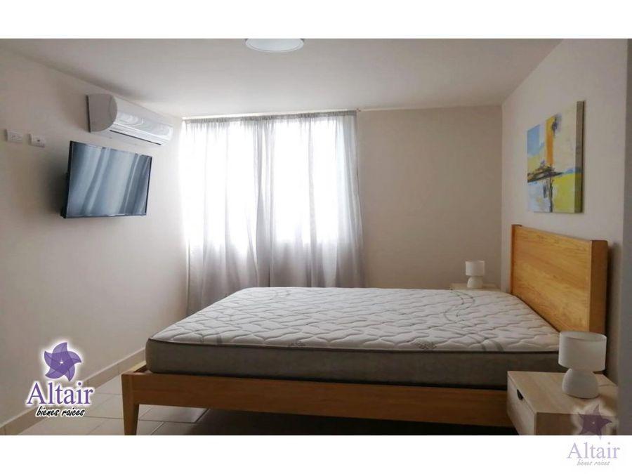 se renta en ecovivienda apartamento amueblado