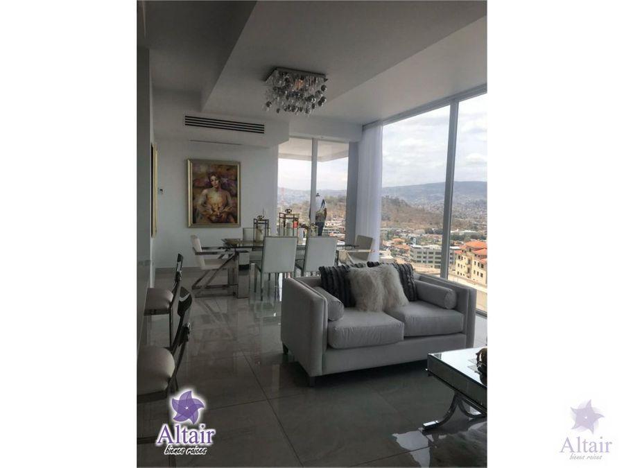 se renta apartamento en torre platinum