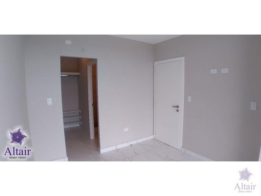 se renta apartamento de dos habitaciones en torre nivo