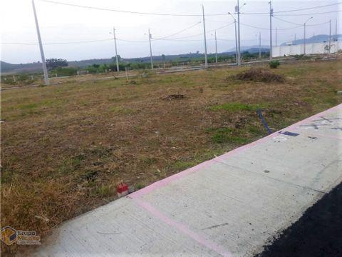 venta de terreno mi lote norte de guayaquil