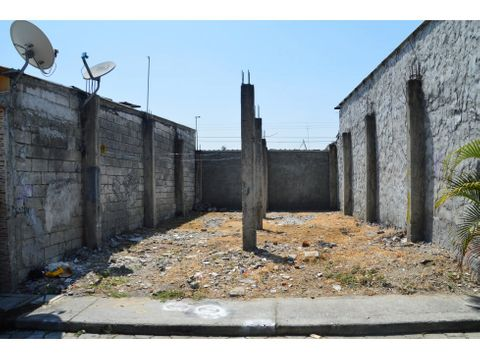 venta de terreno cdla mucho lote 1 etapa 4 norte de guayaquil