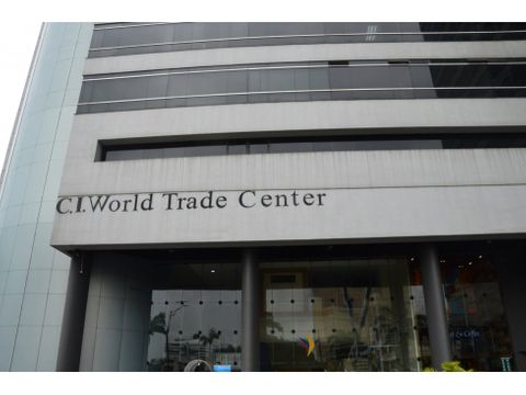 alquiler de oficina en world trade center norte de guayaquil