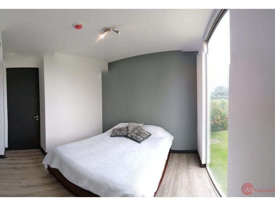 apartamento en vistas a la colina santa ana