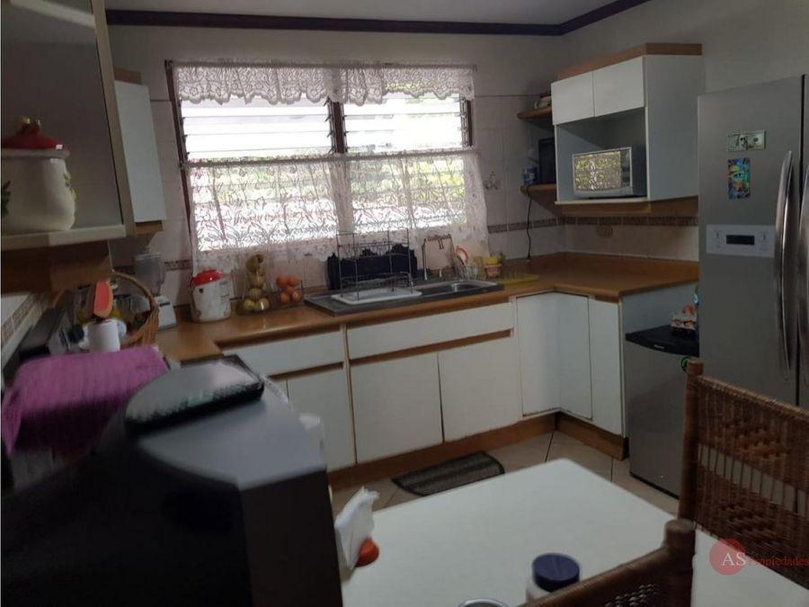 casa en condominio en escazu