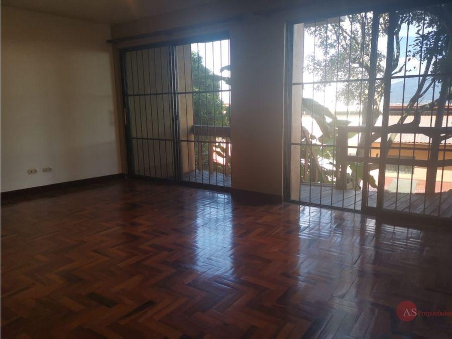 apartamento privado en bello horizonte de escazu