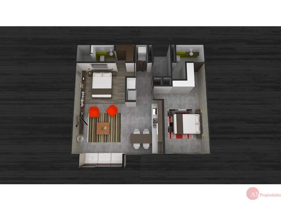 apartamentos loft san pedro
