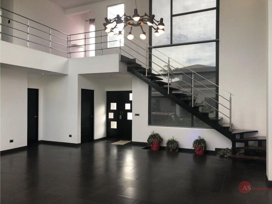 casa en condominiosan rafael de alajuela