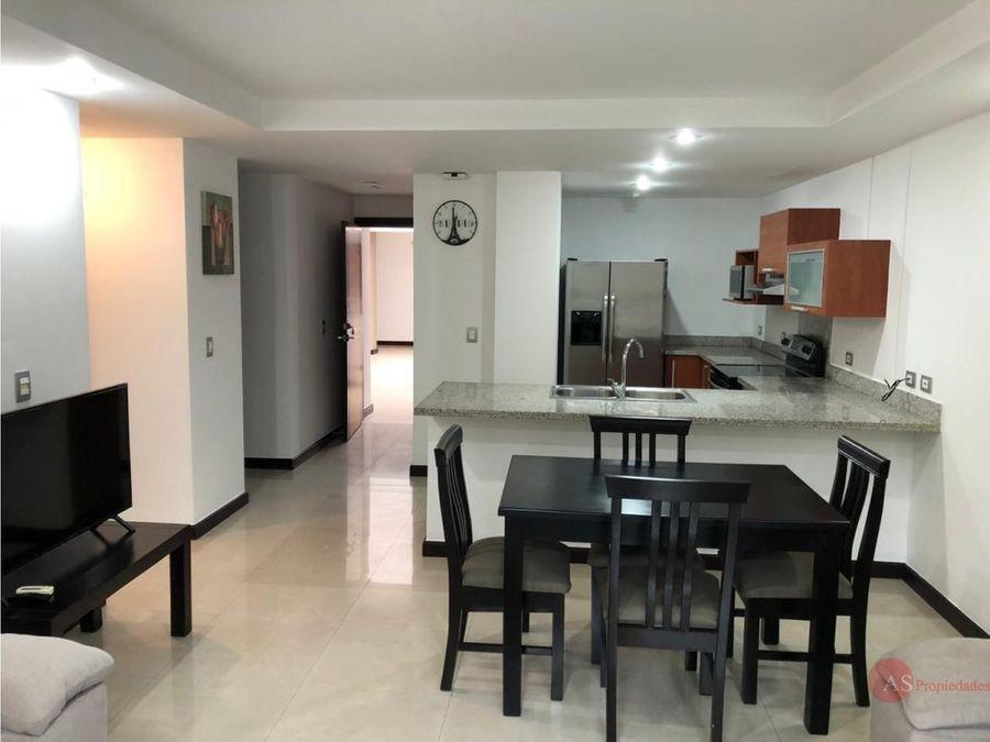 apartamento en condominio escazu