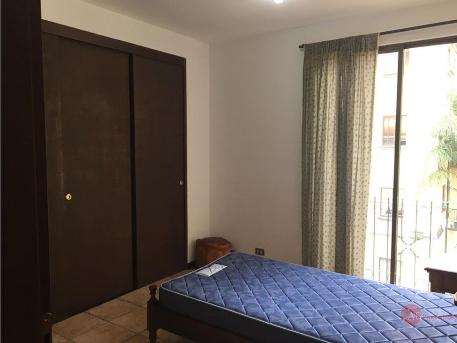 apartamento en condominio san rafael de escazu