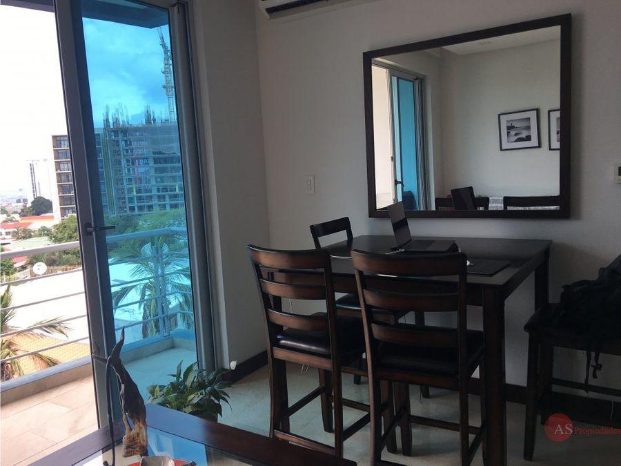 apartamento tipo estudio en rohrmoser