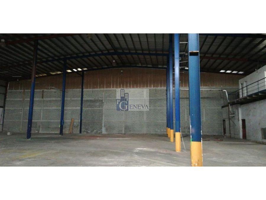 galera ubicada en juan diaz id 12459
