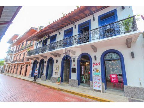 local comercial casa de oro en casco viejo id 12714
